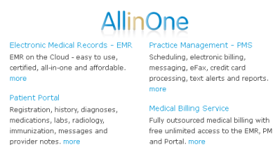 EMR - All in One Solution