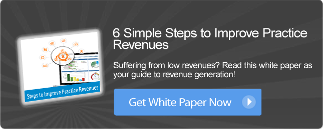 6 Simple Steps to Improve Practice Revenues