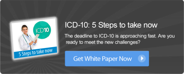 ICD 10 5 steps to take now